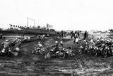 Dirt Bike Motorcyle Racing Poster Photo