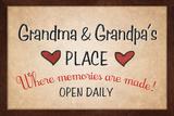 Grandma and Grandpa's Place Prints
