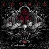 Spiral - Gothic 2015 Wall Calendar Calendriers