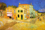 Vincent Van Gogh Vincent's House in Arles The Yellow House Prints