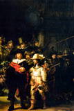 Rembrandt The Night Watch Detail Prints