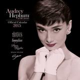 Audrey Hepburn 2015 Wall Calendar Calendriers