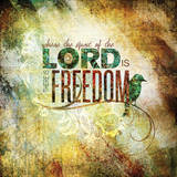 Lord Freedom Print by Sally Barlow