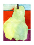 Pear Art Painting Photographic Print by Blenda Tyvoll