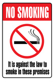 No Smoking Prints