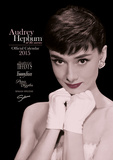 Audrey Hepburn 2015 A3 Wall Calendar Calendriers