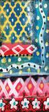 Pattern Painting IV Kunstdrucke von Linda Woods