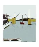 The Drawbridge Number 4 Photographic Print by Diane Strain