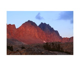 Thunderbolt Peak And The North Palisade Photographic Print by Ronald A Dahlquist