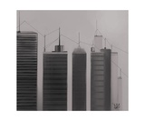 Talking Towers 26 Photographic Print by Diane Strain