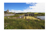 Seaside Fort, Kinsale, Ireland Photographic Print by George Oze