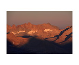 Kaweah Peaks From Mt Whitney Summit Photographic Print by Ronald A Dahlquist