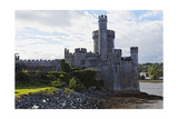 Castle on the River Lee, Blackrock, Ireland Photographic Print by George Oze
