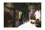 Country Villa Gate, Ravello, Italy Photographic Print by George Oze