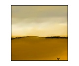The Hill A 2 Photographic Print by Diane Strain