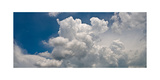 Panoramic Clouds Number 1 Photographic Print by Steve Gadomski