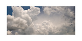 Panoramic Clouds Number 9 Photographic Print by Steve Gadomski