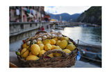 Vernazza Still Life, Cinque Terre, Italy Photographic Print by George Oze