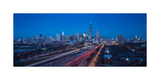 Chicago Panorama Photographic Print by Steve Gadomski