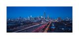 Chicago Panorama Photographic Print by Steve Gadomski