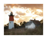 Nausett Lighthouse, Massachusetts USA Photographic Print by Annmarie Young