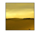 The Hill A 5 Photographic Print by Diane Strain