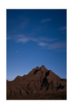 Badlands Night Photographic Print by Steve Gadomski