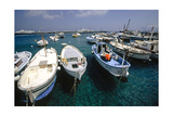 Boats of Capri, Italy Photographic Print by George Oze