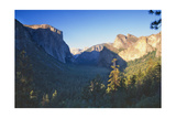 Tunnel View, Yosemite, California Photographic Print by George Oze