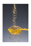 1 Tablespoon Ground Pepper Photographic Print by Steve Gadomski
