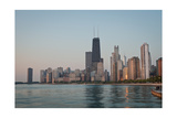 Chicago Morning Photographic Print by Steve Gadomski