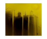 Talking Towers Phase One 2 Photographic Print by Diane Strain