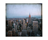 New York City Photograph Photographic Print by Annmarie Young