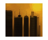 Talking Towers 19 Photographic Print by Diane Strain