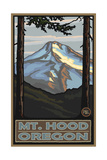 Mount Hood, Oregon Photographic Print by Paul A Lanquist