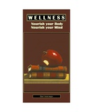 WELLNESS - No 13 - Nourish your Body and Mind Photographic Print by Diane Strain