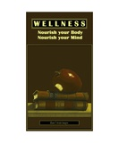 WELLNESS - No 19 - Nourish your Body and Mind Photographic Print by Diane Strain