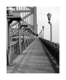 Ben Franklin Bridge, Philadelphia PA Photographic Print by Annmarie Young