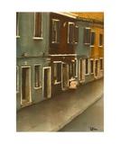 Burano Italy No 22 Photographic Print by Diane Strain
