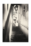Steps in an Alley, Amalfi, Italy Photographic Print by George Oze