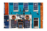 Fells Point Impression, Baltimore, Maryland Photographic Print by George Oze