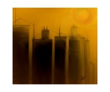 Talking Towers Phase One 1 Photographic Print by Diane Strain