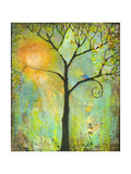 Tree Print Art Hello Sunshine Photographic Print by Blenda Tyvoll