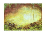 Heavenly Forest Photographic Print by Herb Dickinson
