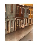 Burano Italy No 28 Photographic Print by Diane Strain