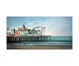 Seaside Heights NJ, Amusement Park Photographic Print by Annmarie Young