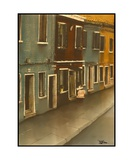 Burano Italy No 27 Photographic Print by Diane Strain