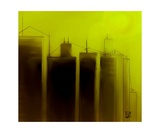 Talking Towers Phase One 4 Photographic Print by Diane Strain