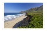 Garrapata Beach Vista, Big Sur, California Photographic Print by George Oze