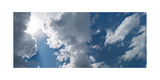 Panoramic Clouds Number 10 Photographic Print by Steve Gadomski
